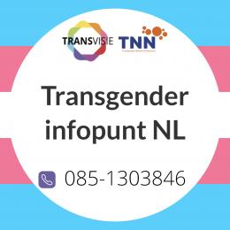 Nieuw Transgender infopunt voor alle vragen over trans-zijn