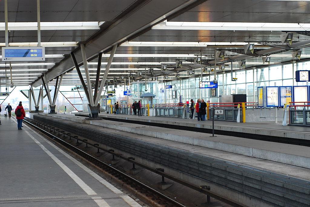 'Transgender persoon mishandeld in Amsterdamse metro'
