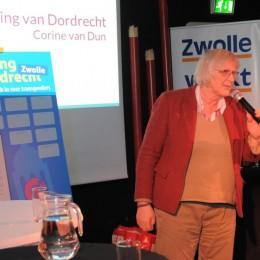 Roze verkiezingsdebat Zwolle met ondertekening van de Verklaring van Dordrecht