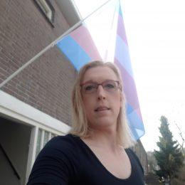 Laura van Beckhoven, Trans Ambassadrice van TNN