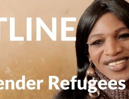 Hotline transgender refugees