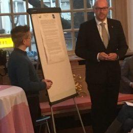 Zwolle tekent de Verklaring van Dordrecht