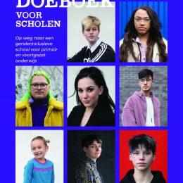 Cover GenderDoeboek voor Scholen