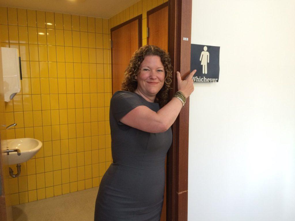 Stadhuis Utrecht krijgt genderneutrale toiletten