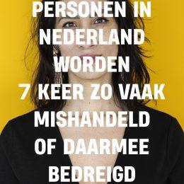 Den Haag staat stil bij geweld tegen trans personen