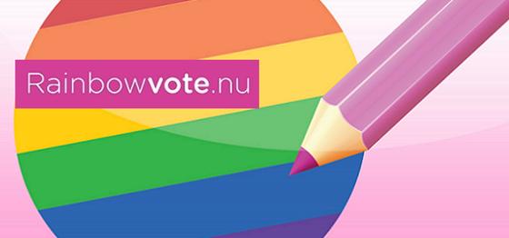 Transgender kieshulp: transvote & rainbowvote