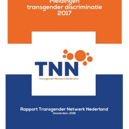Transgender discriminatie - inzichten 2017