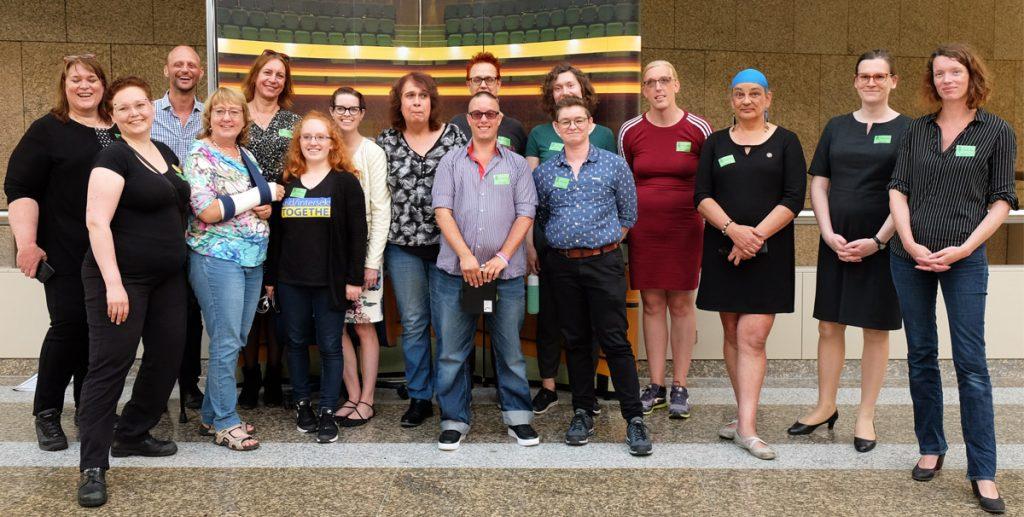 Transgender- en intersekse personen nu wettelijk beschermd tegen discriminatie