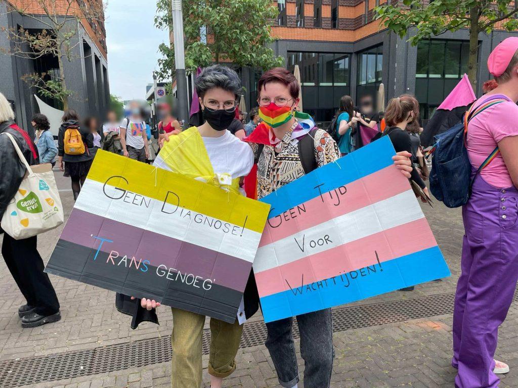 Dringende aanbevelingen voor de Transgenderzorg