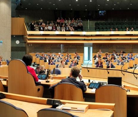 'Stem vóór wettelijk verbod op discriminatie transgender en intersekse personen'